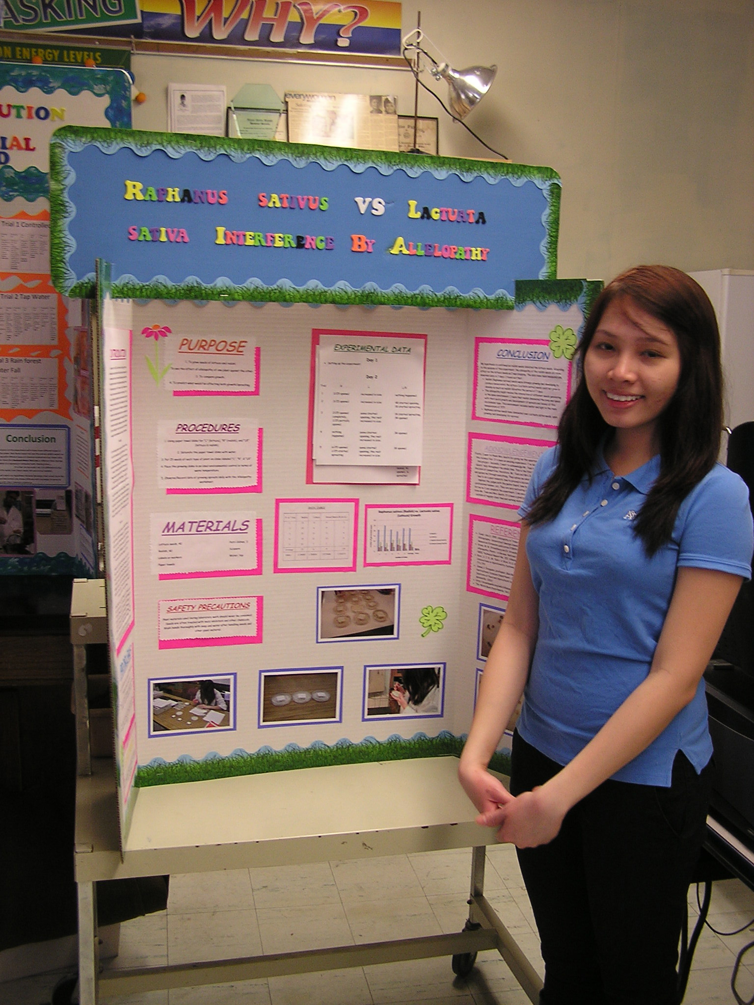 fun science fair projects for middle school