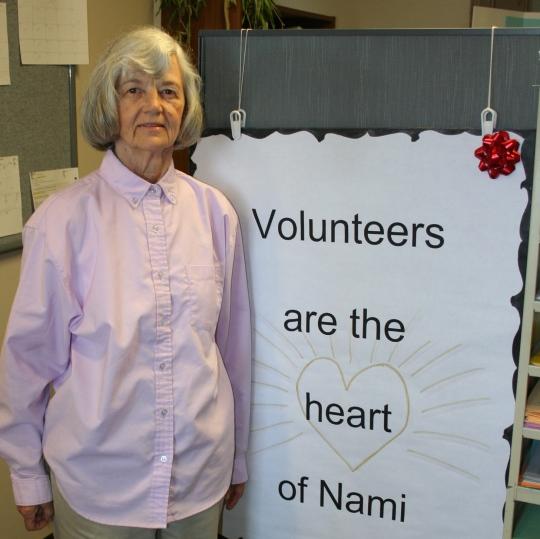 NAMI Volunteers
