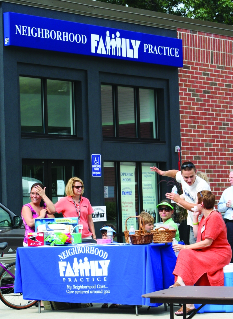 Neighborhood Family Practice: Detroit Shoreway