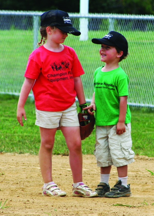 Zone Recreation Center: T-Ball
