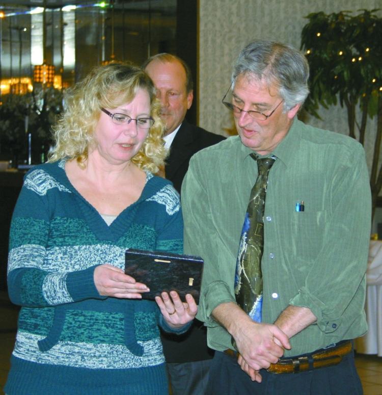 Cudell Improvement 2013 Safety Award