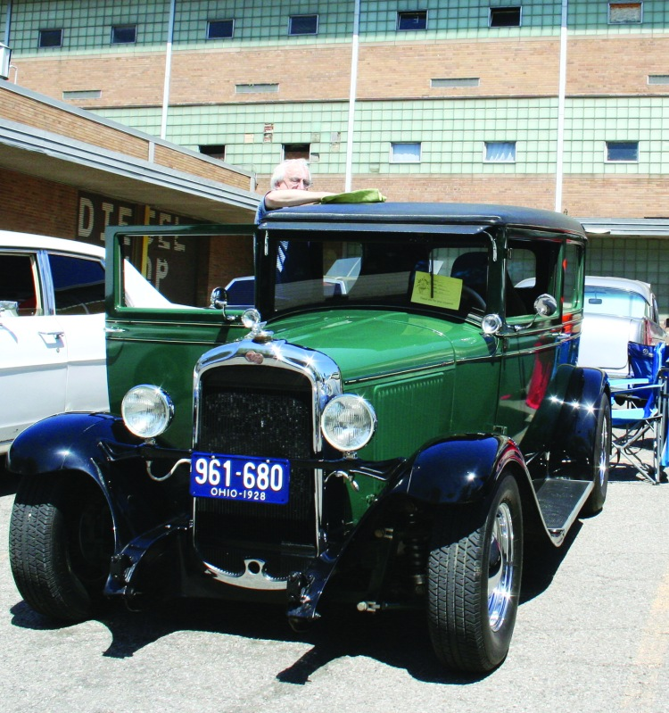 1928 Pontiac 2-Door