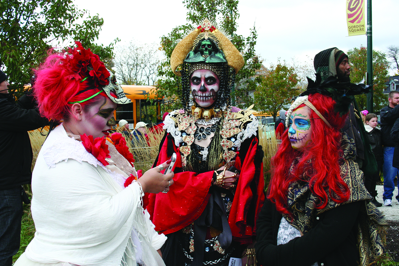Dia De Muertos (Day of the Dead) Celebration | Plain Press Celebration Of Death