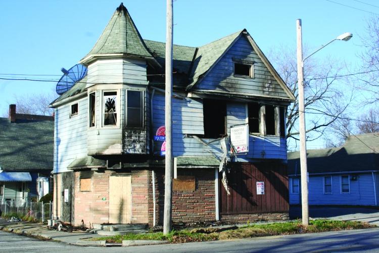 arson house