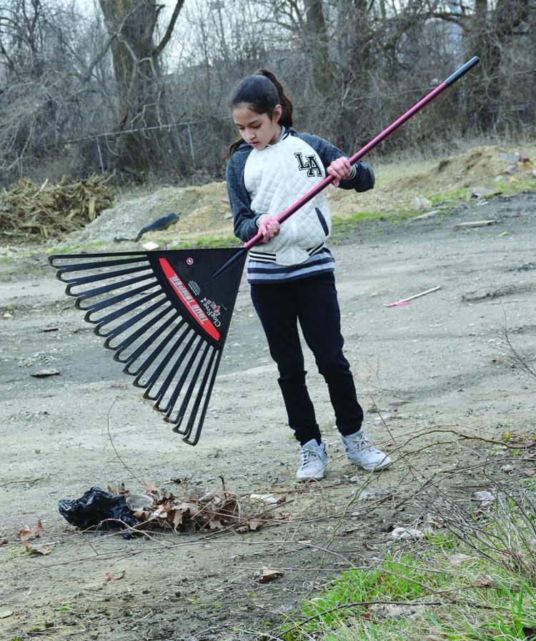 rake girl