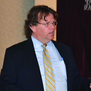 "Friday, June 15, 2018; 81st Annual Convention & Summer Seminar of Buckeye State Funeral Directors and Embalmers Association, Cleveland Marriott East: Cuyahoga County Medical Examiner and Director of Regional Forensic Science Laboratory, Dr. Thomas Gilson, addressed ""The Evolution of the Opioid Epidemic in Ohio"" with a group of funeral directors. Gilson said that while heroin overdoses appear to be declining, fentanyl overdoses are on the rise."