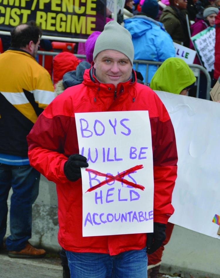 boys accountable