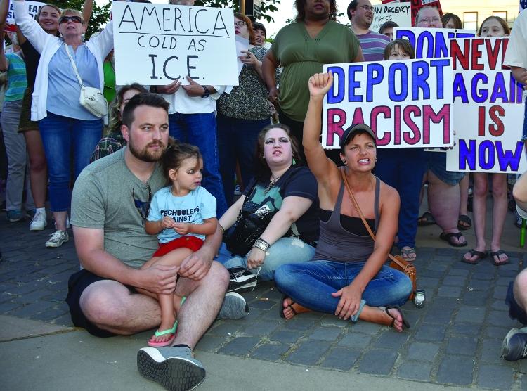 sitting protesterspg