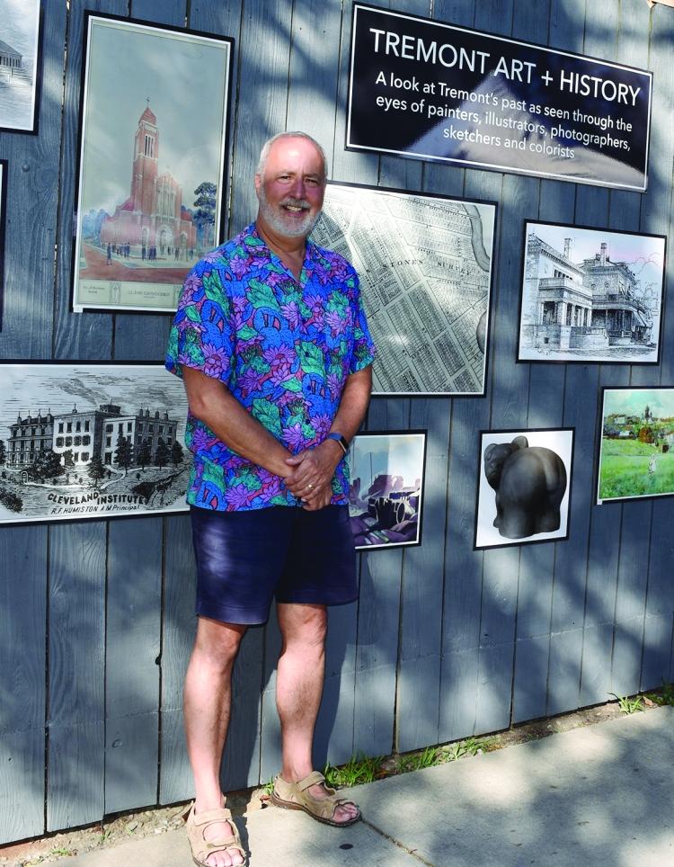 Tremont Art History